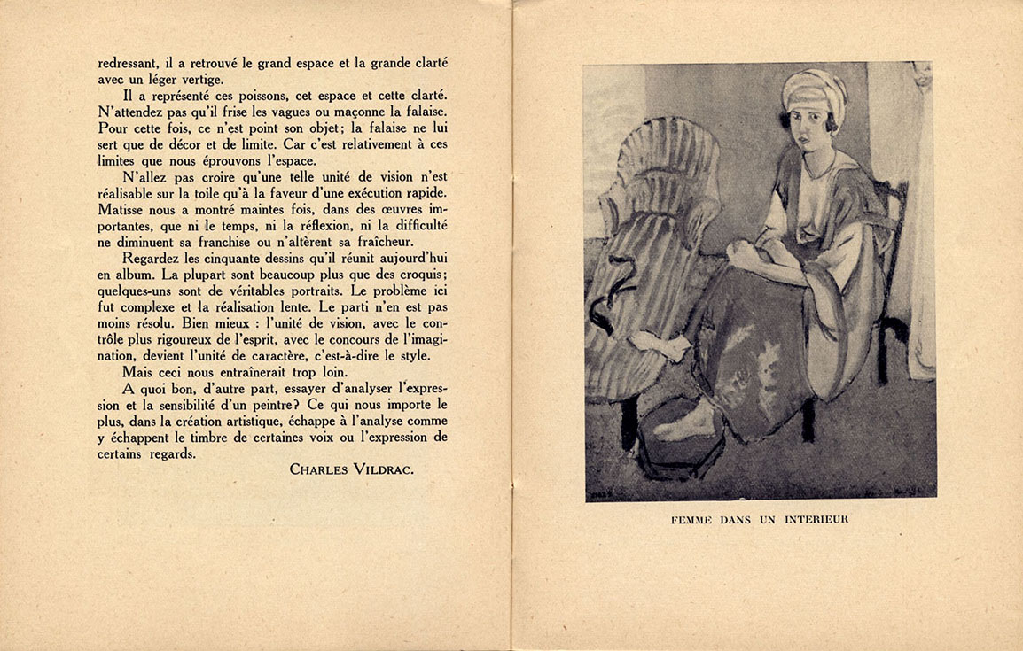 1920 Bernheim Paris page interieure