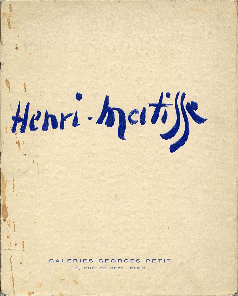 1931 Georges Petit - Couverture