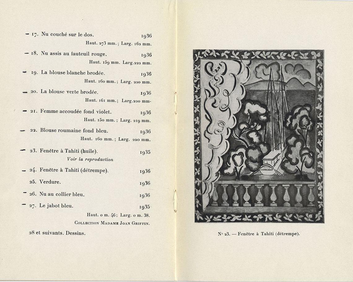 1936 Rosenberg Paris - page interieure