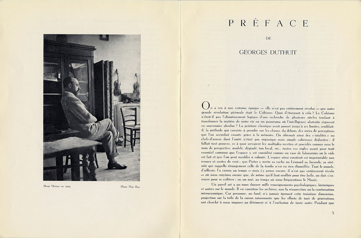1952 Knokke le Zoute - page interieure