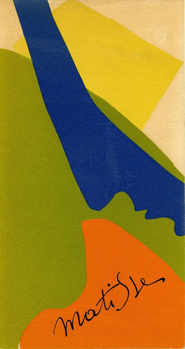 1953 Berggruen Paris - couverture recto