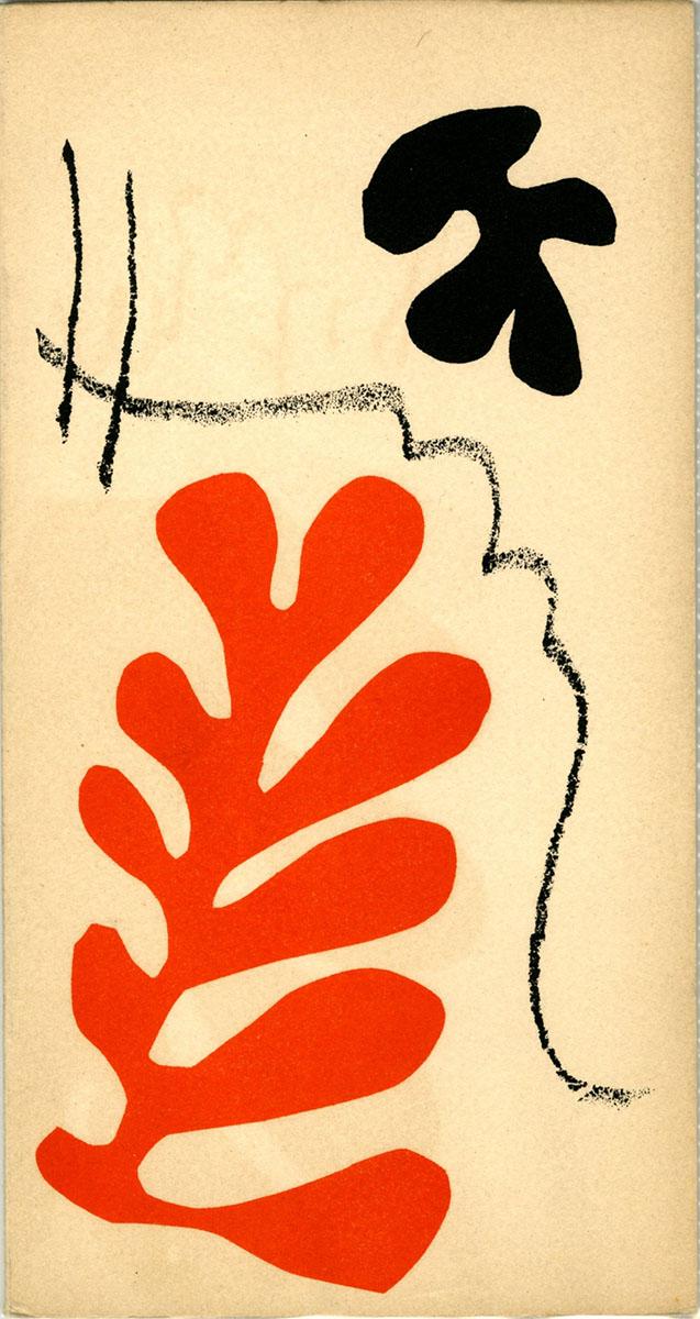 1954 Berggruen Paris - couverture recto