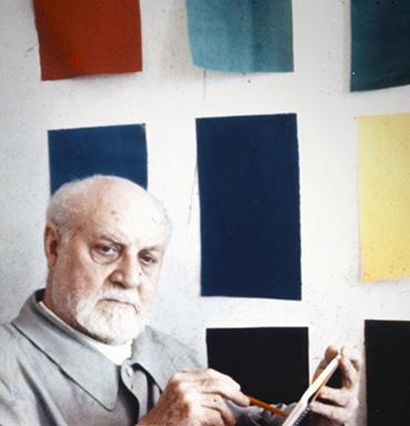 Portait d'Henri Matisse