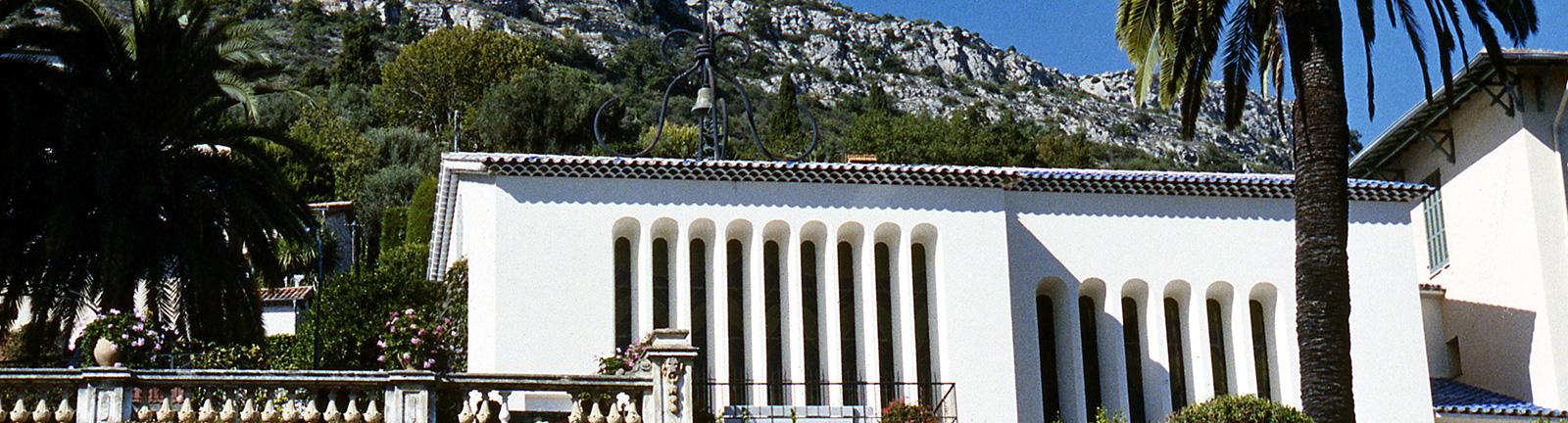 Chapelle du Rosaire à Vence