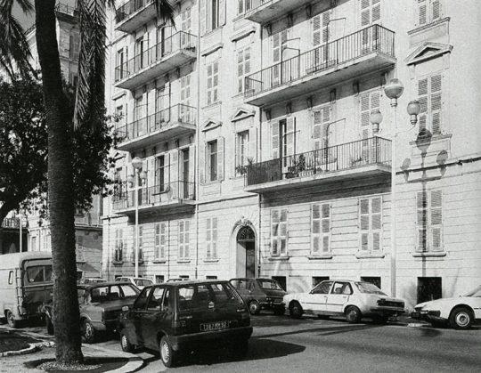 105, Quai des États-Unis, Nice