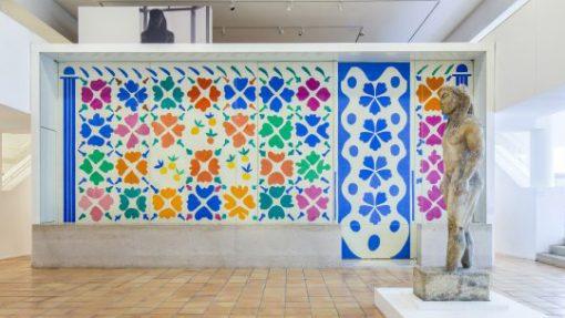 Matisse à l'oeuvre