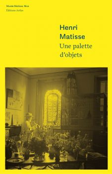 Couverture du catalogue : Une palette d'objets