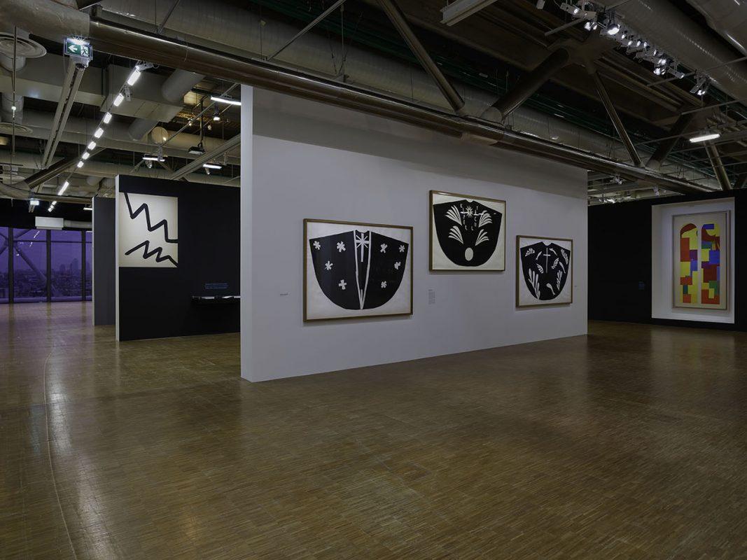 Vue de l'exposition « Matisse, comme un roman », Galerie 1, Centre Pompidou, Paris, 21 octobre 2020 – 22 février 2021 © Succession H. Matisse pour les œuvres de l'artiste / © Centre Pompidou, Bertrand Prévost
